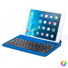 Bluetooth tastatur til tablet - Blå