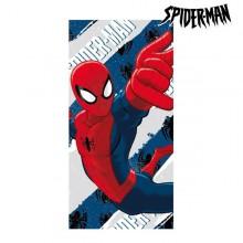 Spiderman strandhåndklæde