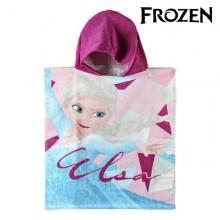 Frozen Poncho til børn