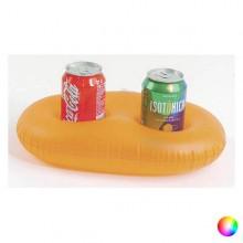 Flydende  drinksholder  -  Rød