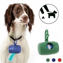 Holder  til  hundeposer  (med  15  poser)