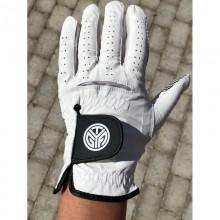 Hvide  golfhandsker
