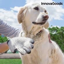 Børste og massage handske til kæledyr