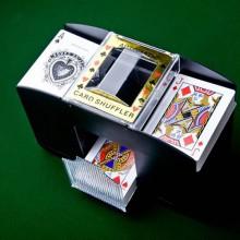 Automatisk kortblander