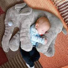 Elefant  pude  til  børn