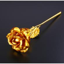 24 Karat Guld Rose
