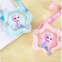 Lille  Elsa  plys  taske