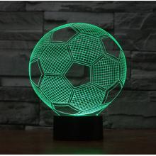 Fodbold  3D  lampe
