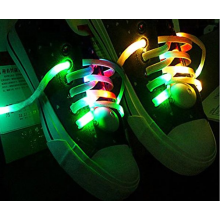 Snørebånd med LED lys
