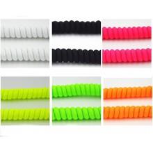 Spiral snørebånd - Flere farver