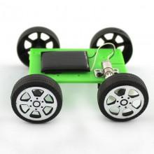 Solcelledrevet  bil