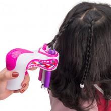 Automatisk  hårfletter  til  børn