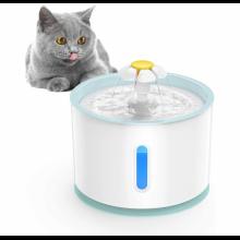 Drikkefontæne til katte og små hunde – 2.4L