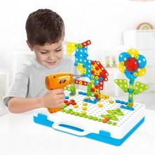 Kreativt legetøj til børn