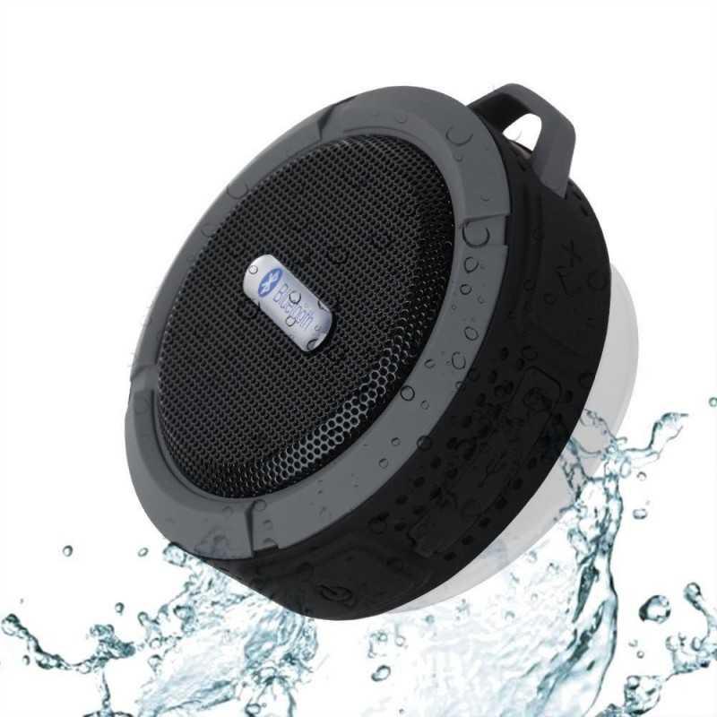 Bluetooth Højtaler til Badeværelset – C6
