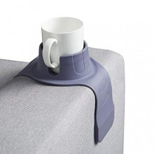 Kopholder til Sofa - Mørkegrå Silikone