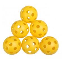 Hollow  Trænings  bolde  6-Pak