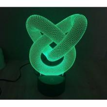 3D Lampe Slange