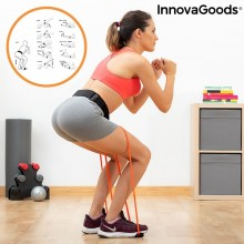 Trænings elastikker med bælte – få baller af stål