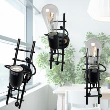 Mr. Lamp væglampe – mand på stige