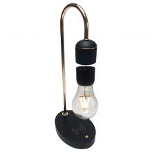 Smart  lampe  med  svævende  pære