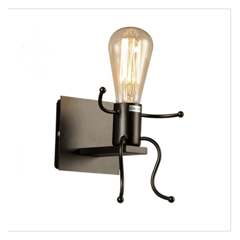 Mr-Lamp vaeglampe