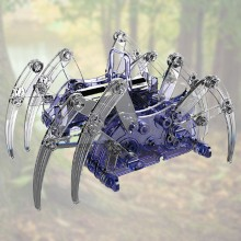 Robot spider kit – byg din egen robot
