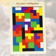 Puzzle IQ spil til børn
