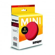 Kanjam Mini Frisbee disc – 3 stk