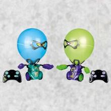 Ballon battle – fjernstyrede robotter