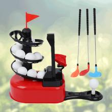 Træningsmaskine til golf - børn