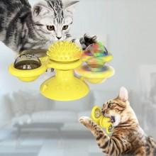 Aktivitetslegetøj til katte
