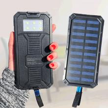 Powerbank  med  solceller  10000mAh