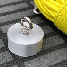 Fiskemagnet 360° graders 1088 kg - inkl. reb