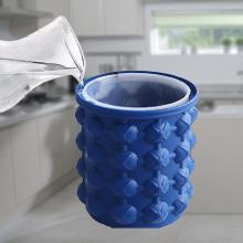 Isterningbakke af silikone – virkelig smart!