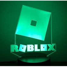 Roblox 3D lampe