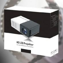 Mini projekter med HD opløsning