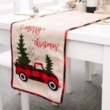 Bordløber til julebordet – Merry Christmas