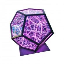 3D uendeligheds lampe
