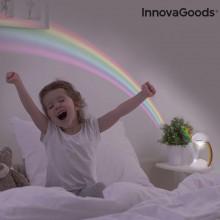 Regnbue lampe til børn