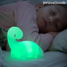 Dinosaur Led natlampe med farveskift